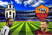 DIRETTA JUVENTUS ROMA IN TV STREAMING