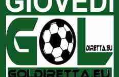 calcio in tv e streaming oggi GIOVEDI